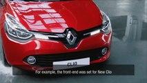 New Renault Clio - Passion, pure and simple // La passion pure et simple