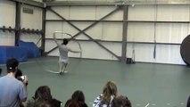 Ethan Law Roue Cyr/ Cyr wheel presentation