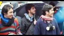 Mensaje de estudiantes argentinos para los estudiantes chilenos