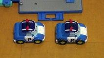 로보카폴리 세차장 장난감 Robocar Poli Toys Робокар Поли Игрушки Мультфильмы про машинки