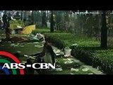 Luneta, napuno ng basura matapos ang Pasko