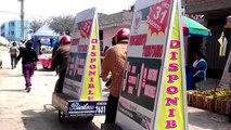 Publicidad BTL para la Municipalidad Distrital de Carabayllo realizado por BICITESS PUBLICIDAD