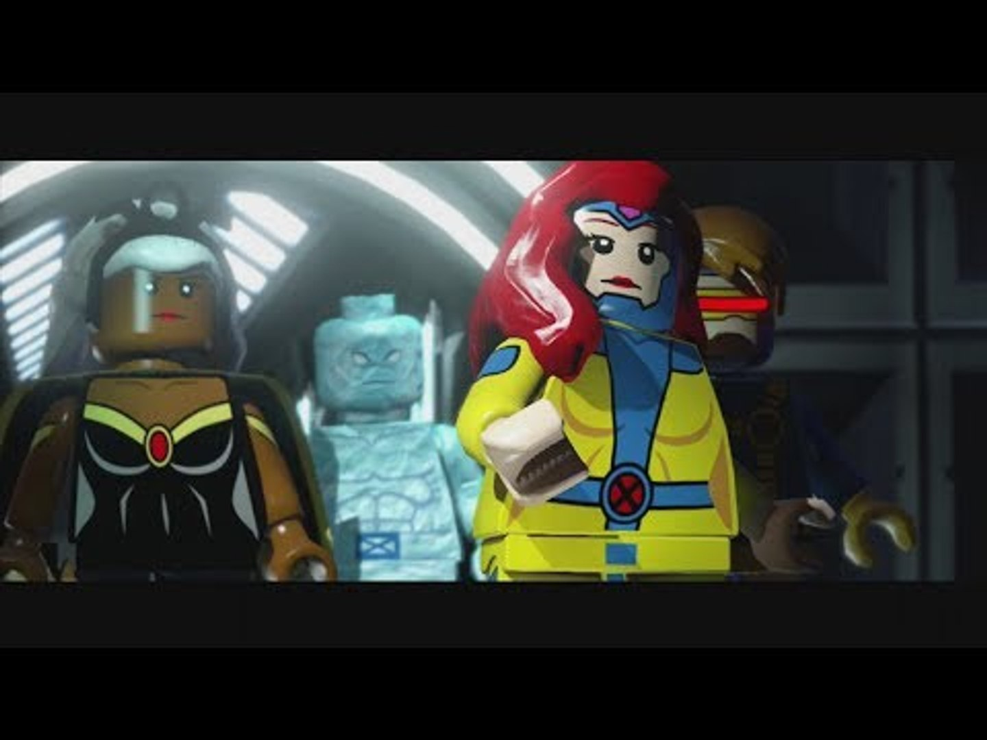 Lego Marvel Super Heroes - Stage 8: Juggernauts and Crosses HD