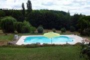 QUERCY   Proche Lauzerte   Maison  Grange 10 hectares