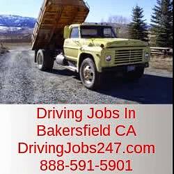 Driving Jobs In Bakersfield CA | DrivingJobs247.com | 888-591-5901