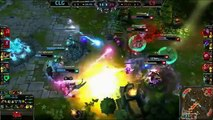 Top 15 Best Plays   League Of Legends 2014 NA LCS Spring Super Week 11 LOL Game Highlights