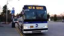 MTA New York City Bus 2011 Prevost Car x3-45 2413 Deadheading To The Yukon Depot