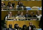 La 62ème session de l'Assemblée Générale de L'ONU 1