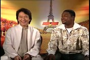 Jackie Chan Chris Tucker interview for Rush Hour 3