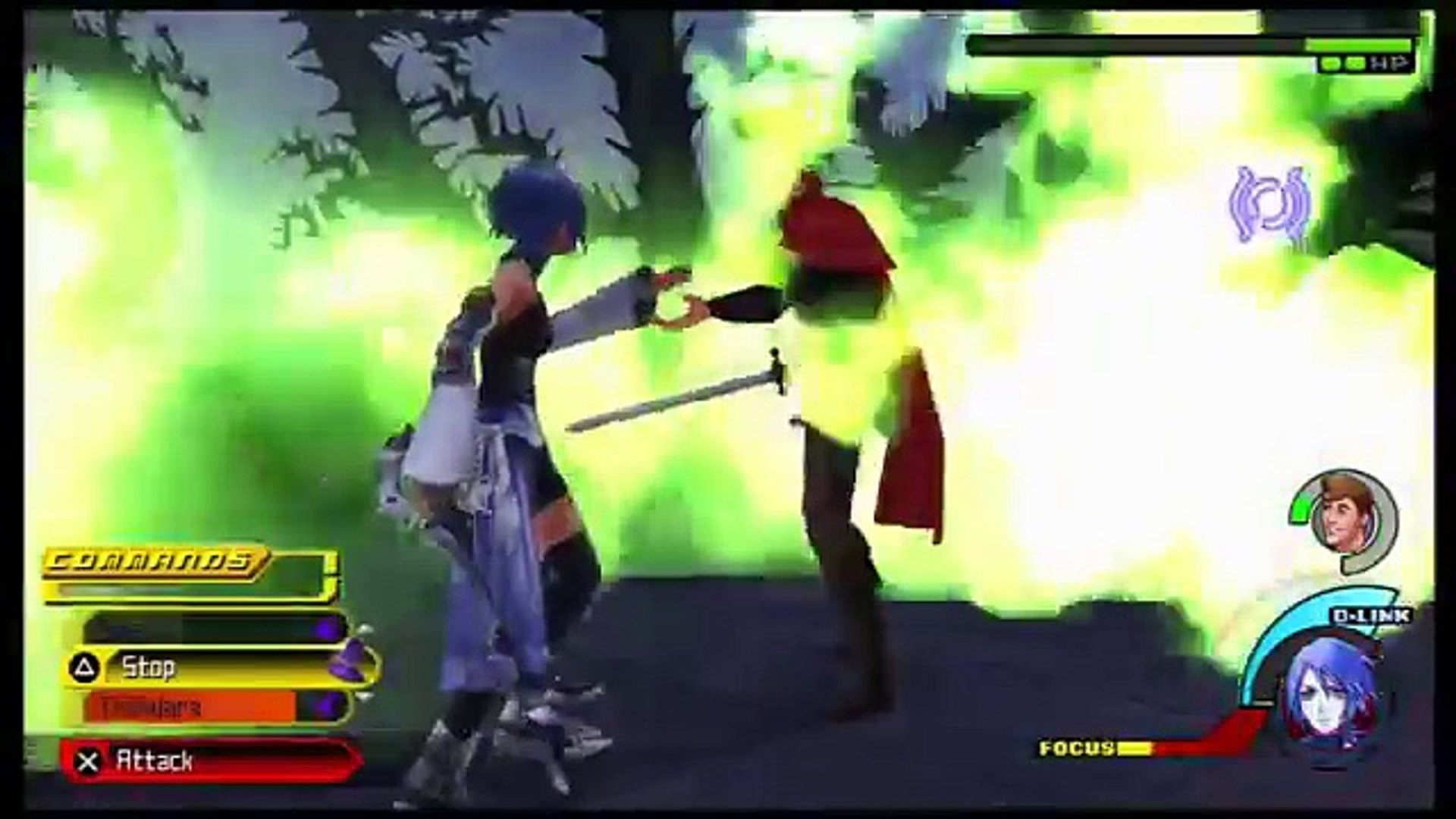 Kingdom Hearts 2 5 Hd Remix Bbs Aqua Maleficent Dragon Proud Mode