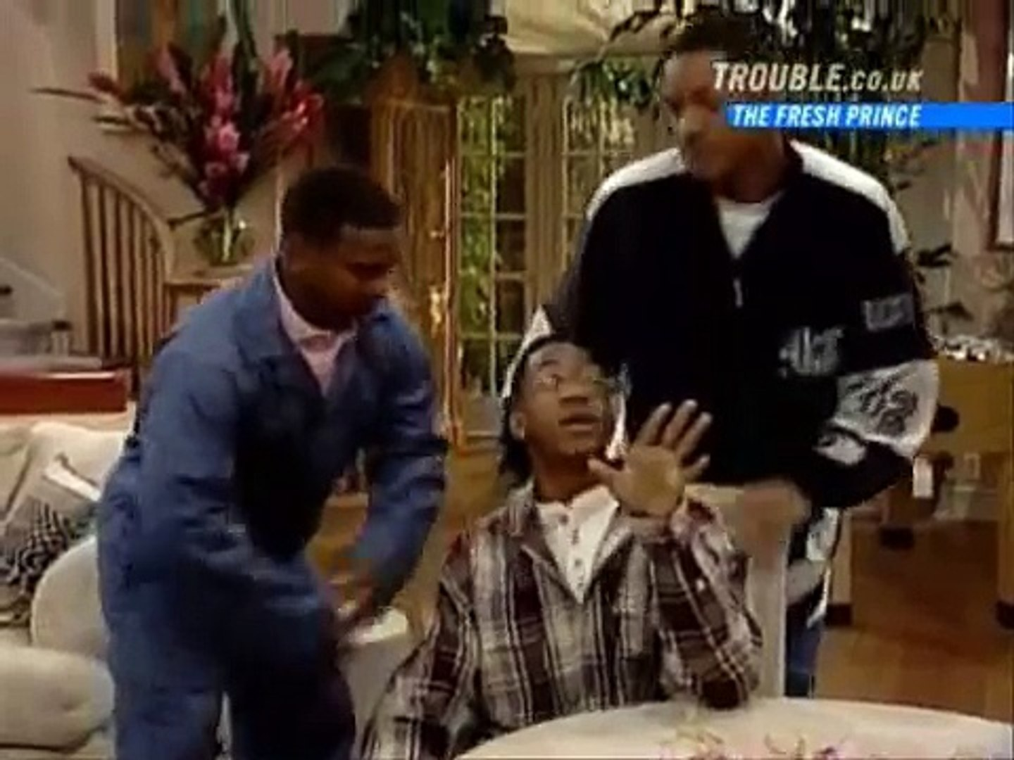 Fresh Prince of Bel Air Best Bits Compilation 4