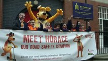 The RAC launches its child road safety campaign