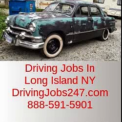 Driving Jobs In Long Island NY | DrivingJobs247.com | 888-591-5901