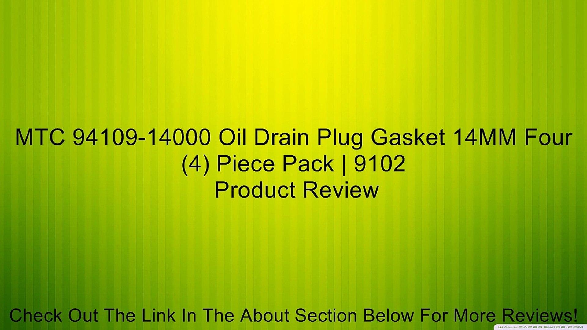 Mopar MD000312 Engine Oil Drain Plug Gasket