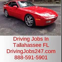 Driving Jobs In Tallahassee FL | DrivingJobs247.com | 888-591-5901