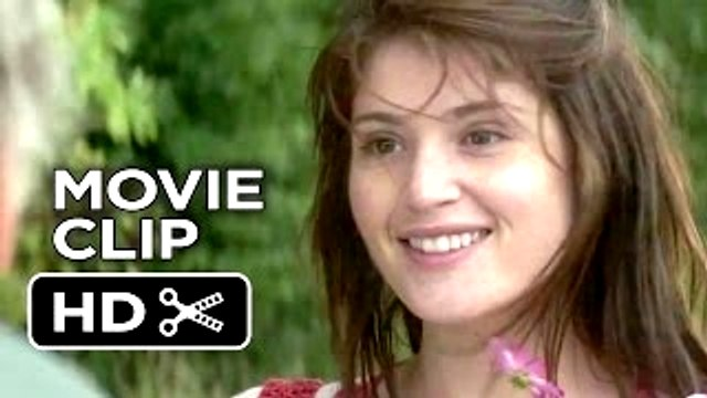 Gemma Bovery Movie CLIP - Walking with Gemma (2015) - Gemma Arterton Movie HD