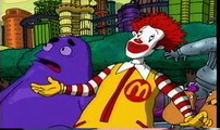 Wacky Adventures of Ronald McDonald: Visitors From Outer Space (2/4)