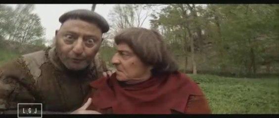"""Les premières images du film """"Les Visiteurs 3 : La Terreur"""" dans LGJ"""