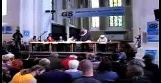 G8 - Alternativ Gipfel Rostock 2007 - Jean Ziegler (3/4)