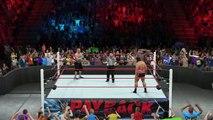 John Cena vs. Rusev - Payback WWE Wrestling May 16-5-2015