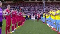 Steven Gerrard, la dernière à Anfield !