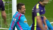 Yaya Touré Goal 0-1 | Fabianski terrible goalkeeping | Swansea City 0-1 Manchester City 17.05.2015