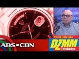 Gang leader in Bilibid has 5 Rolex watches