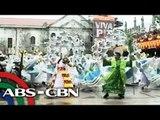 Sinulog dancers ng Cebu magtatanghal sa misa ng Papa
