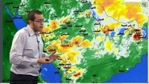 ArabiaWeather.com- النشرة الجوية من طقس العرب و شبكة البراري | ما سببب هذه الإضطرابات الجوية؟