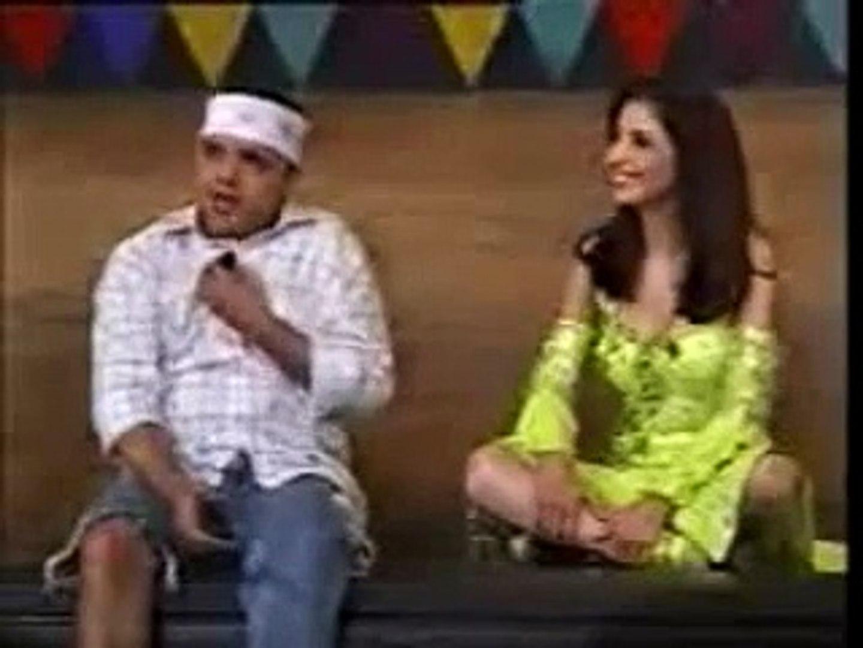 كليب مضحك محمد هنيدي وحنان ترك Video Dailymotion