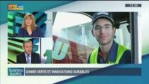 Chimie verte et innovations durables (2/2): Patricia Laurent, Claude Roy, Yvon le Henaff et Frédéric Martel – 17/05