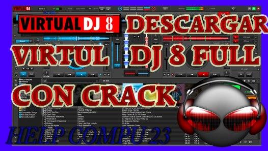 INSTALACIÓN Y DESCARGA DE VIRTUAL DJ 8 FULL EN ESPAÑOL CON CRACK 2015 !!