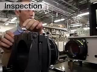 Canon Lens Production 2