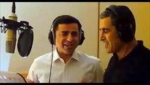 Selahattin Demirtaş Hozan Diyar HDP Seçim Şarkısı 2015