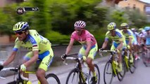 Giro d'Italia 2015: Stage 9 / Tappa 9 highlights
