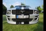 Ford Mustang GT V8 - Drifting on Public Streets and in Traffic | Donuts Burnouts | 2012