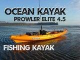 Fishing Kayak - Ocean Kayak Prowler Elite 4.5 Fishing Kayak