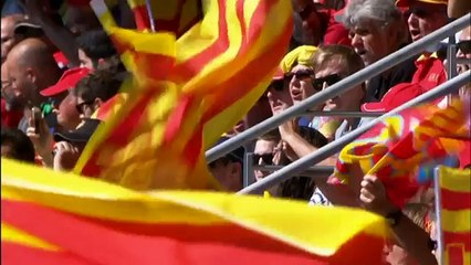 PROD2 –Perpignan - Agen: 32-32 - DEMI-FINALES – saison 2014-2015