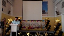 End of Year Ceremony Sunday School 17th May 2015  3 of 10
