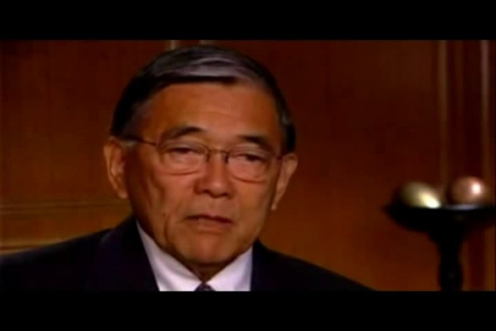 Norman Mineta and the secret orders of Dick Cheney