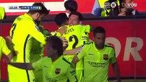 Barcelona Campeón de La Liga 2014_2015 Atletico Madrid vs Barcelona 0-1