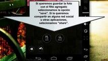 Pixlr-o-matic para Dispositivos Móviles con S.O Android.