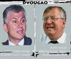 Dvougao - Zoran Djindjic vs. Vojislav Seselj