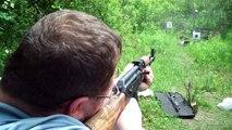 AK-47 vs Laptop! Golden Bear vs. Golden Tiger Ammo!