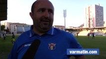 Sporting Toulon Var: Réaction des entraîneurs après Alès Olympique