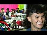 Matteo, pupunta sa Cebu para tumulong sa mga biktima ng 'Ruby'
