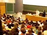 Amphi Prof Médecine Lille P1 Halloween by SFM