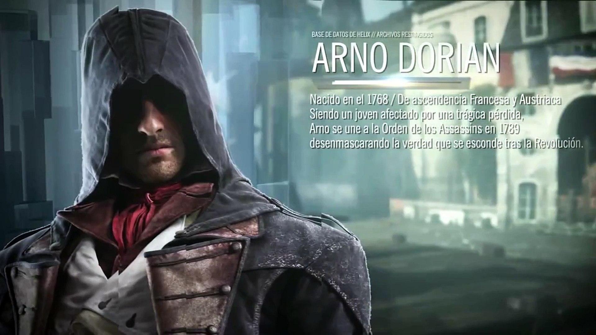 assassins creed unity arno hair