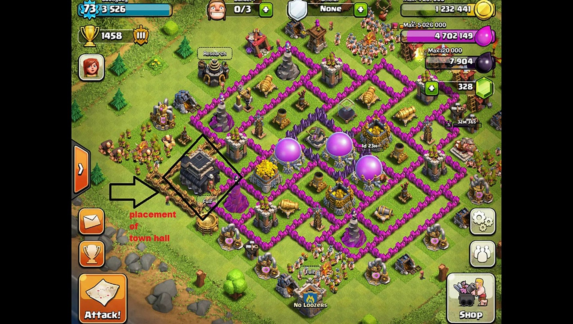 Comment Dessiner Un Barbare Clash Of Clans 2015 Video
