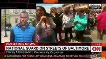 Ferguson Activist Smacks Down CNN Blitzer on Baltimore   Broken Windows Are Worse Than Spines